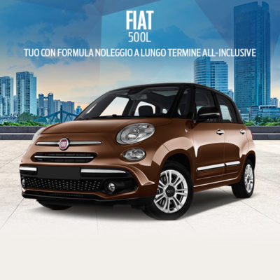FIAT 500L Urban 1.4 95cv Mini mpv 5-door