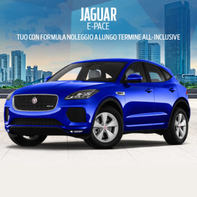 Jaguar E-Pace 2.0D I4 110KW S AUTO 4WD Sport utility vehicle 5-door