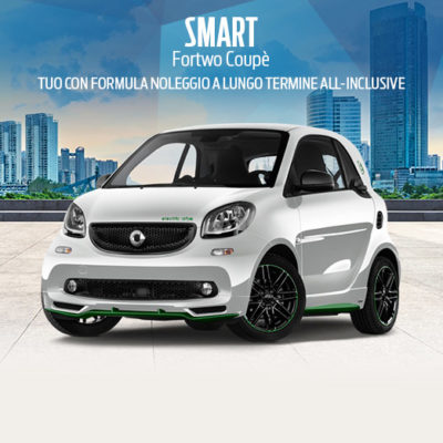 Smart Fortwo CoupeEQ 60kW passion 3-door