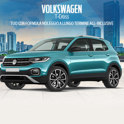 Volkswagen T-Cross 1.0 TSI Style BMT Sport utility vehicle 5-door