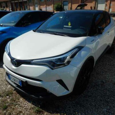 TOYOTA C-HR 1.8H (122CV) E-CVT Style Sport utility vehicle 5-door