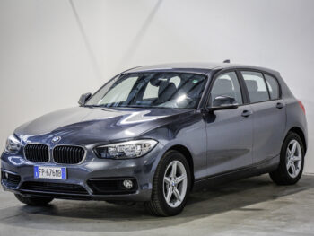 BMW Serie1 118d Advantage 2.0 150cv Auto
