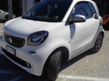SMART FORTWO COUPE 70 1.0 52kW passion twinamic  3-door