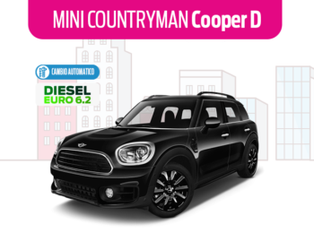 MINI COUNTRYMAN Cooper D Business automatica