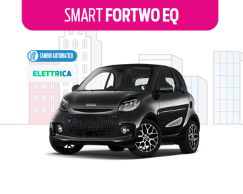 SMART FORTWO COUPÈ EQ 60kW passion
