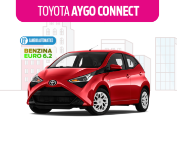 TOYOTA AYGO CONNECT 1.0 VVT-i x-cool Auto
