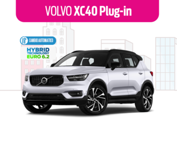 VOLVO XC40 T4 Plug-in Hybrid auto Rech Inscrip Expr